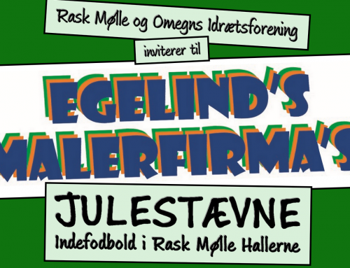 Program for U9-U11 – Egelind's Malerfirma's Julestævne 2019