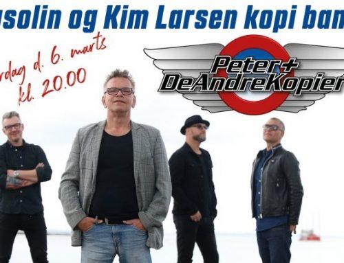 Online koncert m/Peter & De Andre Kopier.